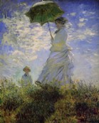 + DETALHES DA OBRA Madame Monet
