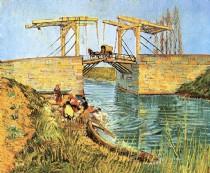 + DETALHES DA OBRA A Ponte Elevadiça em Arles