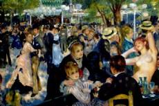 + DETALHES DA OBRA Renoir + Renoir (Festa com mulher nua)