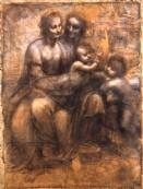 + DETALHES DA OBRA A Virgem e a criança