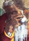 + DETALHES DA OBRA Profeta Jeremias