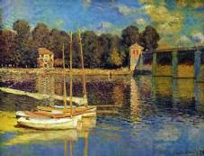 + DETALHES DA OBRA A Ponte D Argenteuil