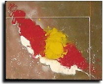 + DETALHES DA OBRA Nebulosa Vermelha