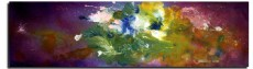 + DETALHES DA OBRA Flores Nebulosas