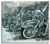 + DETALHES DA OBRA Harleys �� Sombra