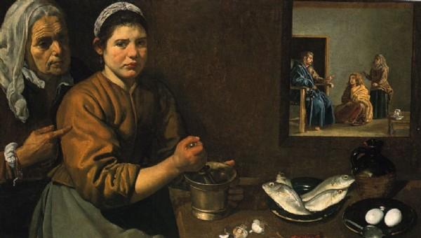 CLIQUE PARA AMPLIAR A OBRA Cena de Cozinha