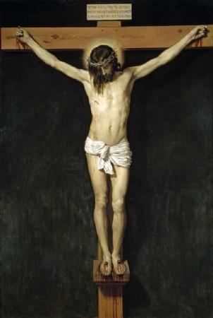 CLIQUE PARA AMPLIAR A OBRA Cristo Crucificado