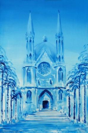 CLIQUE PARA AMPLIAR A OBRA Catedral dos Sonhos